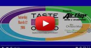 Taste of Oviedo video by Gizmo Productions